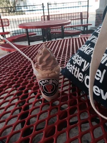 Small Peanut Butter and Chocolate Gelati