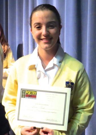 winner, Paola Farrah