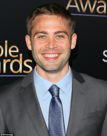 Cody Walker, Paul Walker's Brother Credits to WireImage