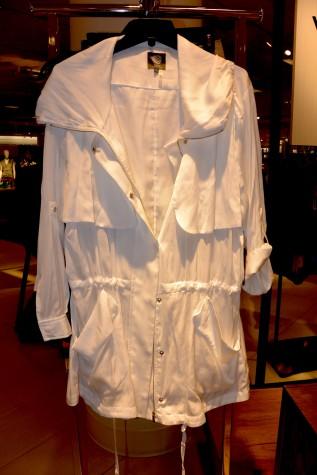 Vince Camuto White Jacket