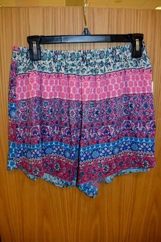 BP Colorful Shorts