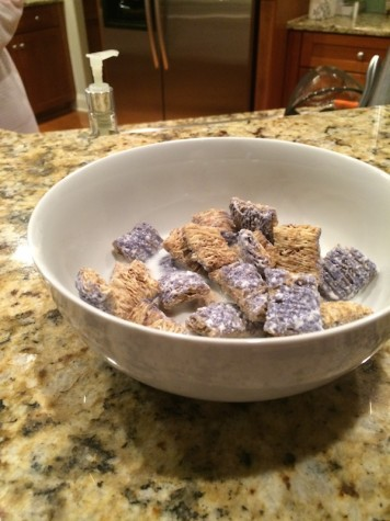 I like Blueberry Frosted Mini-wheats, but any cereal of your preference will help you get through your Thursday.