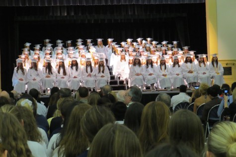 The Class of 2015 received over 12 million dollars in scholarships.