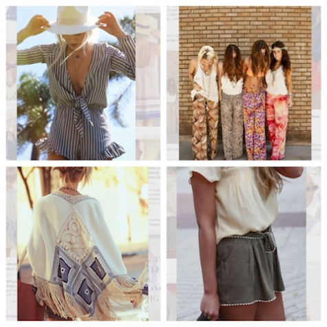 Summer Fashions found on Pinterest.