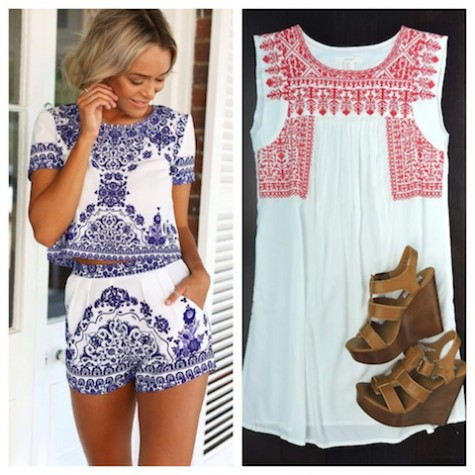 Day Fashion Examples from Pinterest