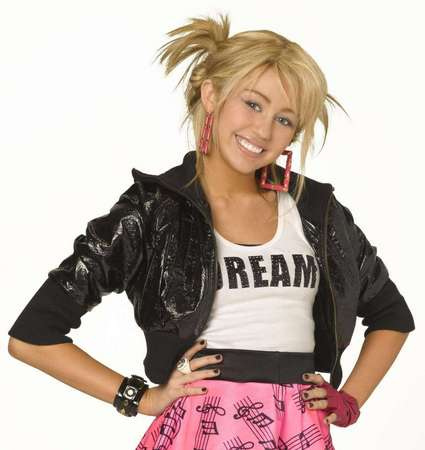 """I liked Miley when she was still Hannah Montana. Every girl wanted to be her and now look where she is!!"" Gretchen Swenson 10"