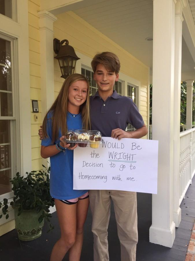 Homecoming Proposals Easier Said Than Done Achona