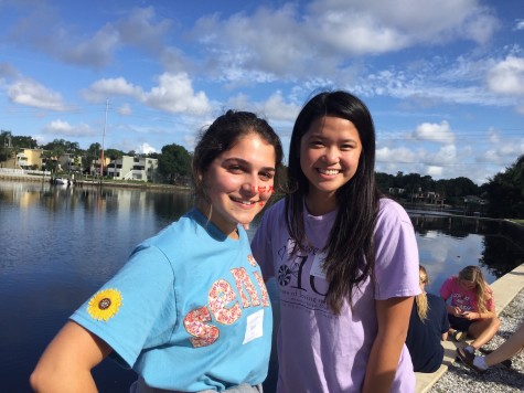 """""""I truly felt a connection with each one of my sisters during the day. Leaving the retreat, I felt so much closer to everyone"""" - Adriana Torres"""