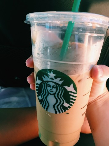 The Iced Skinny Vanilla Latte is a great way to drink a healthier iced coffee, while maintaining that delicious vanilla flavor.