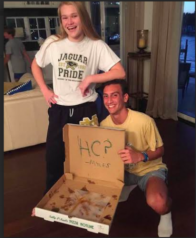 Kendall loved how Myles' homecoming proposal was spontaneous.