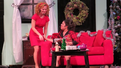 Sydney Beil and Alejandra Lozano play two characters with huge personalities