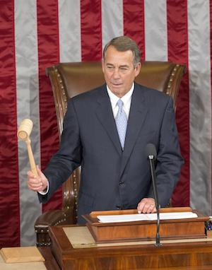 """I leave with no regrets, no burdens. If anything, I leave the way I started: just a regular guy, humbled by the chance to do a big job."" - Former Speaker of the House, John Boehner"