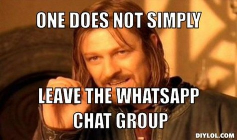 resized_one-does-not-simply-meme-generator-one-does-not-simply-leave-the-whatsapp-chat-group-a3ac97