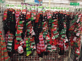 Super Cute Christmas socks for those festive people in your life.