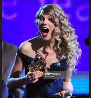 Swift garners 7 nominations this year potentially adding to her 7 attained grammy awards.