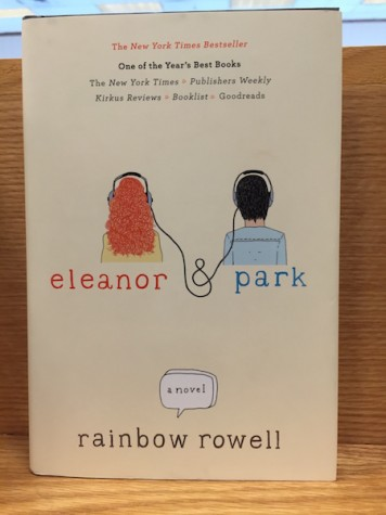"Junior Lara Lontoc explains, ""Eleanor and Park wasn't the stereotypical pretty girl and good looking guy who immediately fall in love and it is just perfect. These characters are more real and broken and nothing is completely definite."""