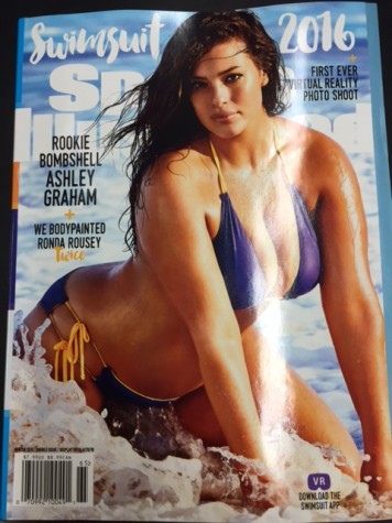 The new issue of Sports Illustrated hit the stands in late February featuring first timer, Ashley Graham on the cover.