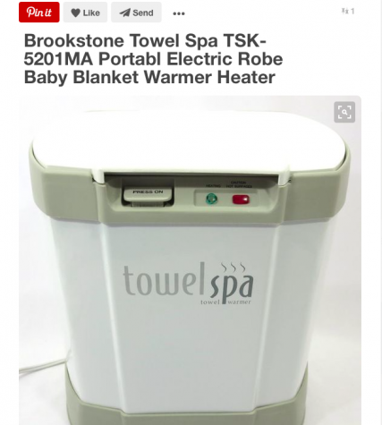 towel heater