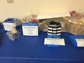 Prizes can be found on the second floor outside of the iLab. Credit: Jacqueline Brooker/ Achona Online