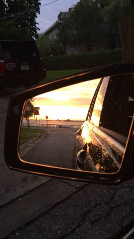 """AHN Junior Laura Henry shared, """"I love blaring my music and driving in my jeep with the roof off when I am on Bayshore."""" Credit: Jacqueline Brooker/ Achona Online"""