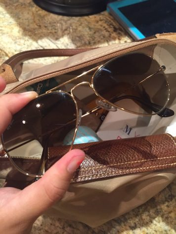 Polarized sunglasses help the wearer to see things without a glare.
