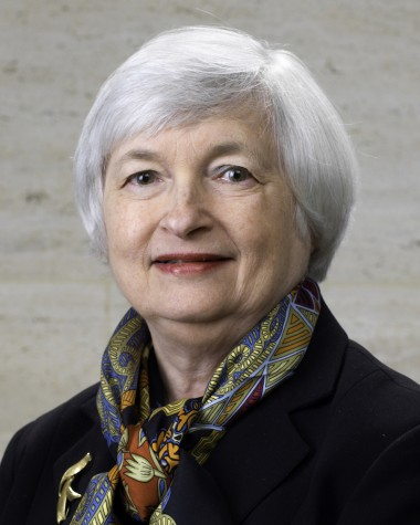 Yellen has a stamp collection that is estimated to be between $15,000 and $50,000.
