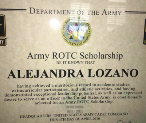 The long application process was extremely worth it, go army!