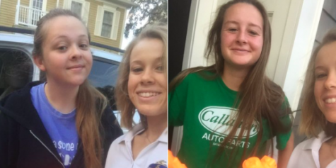 "Senior Christina Thompson claims that she is most excited for, ""celeb shots."" On the first day, she targeted fallen sisters Allison Arnold and Jillan Spencer."