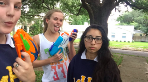 Although it did not end up coming down to a duel, Audrey Cooper and Alex Perez chased and killed Sara Chowdhari after a failed sneak attack outside Cooper's home.