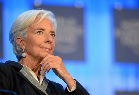 Lagarde was born and received all of her education in Paris, France before becoming head of International Monetary Fund.