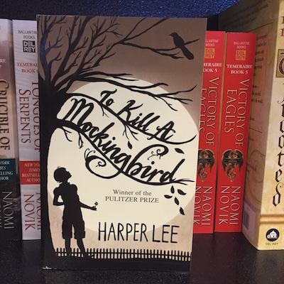 "Julia Lee, a junior, shares,""I think the South in the post Civil War era is very interesting. I love To Kill A Mockingbird because of the characters and how the story is told by the perspective of a child. I highly recommend it."""
