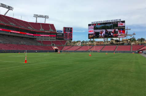 """The cannons will fire once again on September 25 when the Buccaneers return to Raymond James Stadium for their """"Home Opener"""" game. (Photo Credit: Alex Smith/ Achona Online)"""