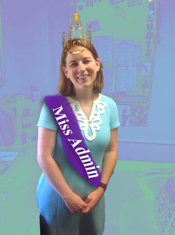 Congratulations Miss Administration, Erin Krukar! Credit: Grace Neal/Achona Online