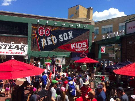 Boston's Fenway Park is known as one of the loudest parks in baseball which will make it hard for opposing teams to play there.