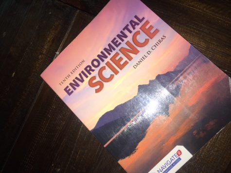 AP Environmental is commonly regarded as an extremely difficult class, so the students taking it were thankful to have a whole day to study the material.