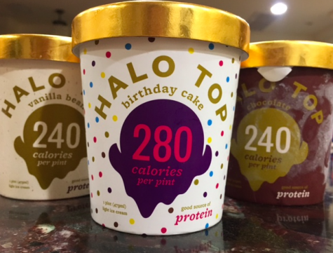 Halo Top has a total of 17 flavors ranging from Red Velvet to Black Cherry! Credit: Audrey Diaz/ Achona Online