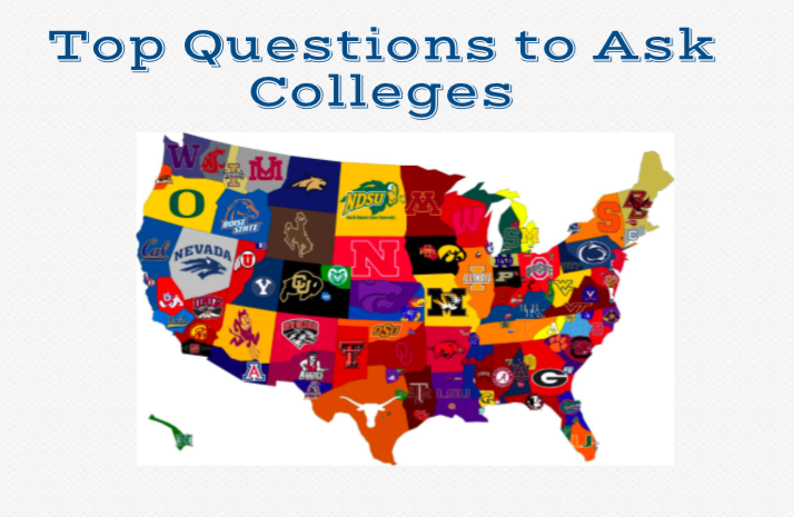 questions to ask college representative