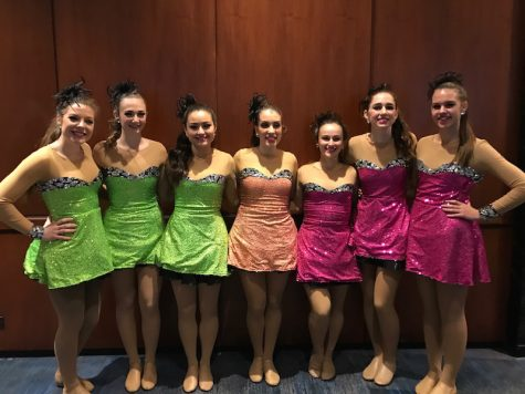 "Danielle Gutierrez states, ""My favorite part of the whole experience was definitely getting to go through it all with my friends and to get to perform with my sisters and see New York for the first time with them was priceless."" Photo Credit: Danielle Gutierrez (used with permission)"