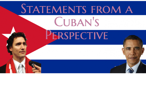 Statements Regarding Fidel Castro from a Cuban's Perspective