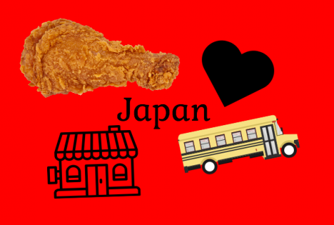 Japan is made up of 6,852 islands.