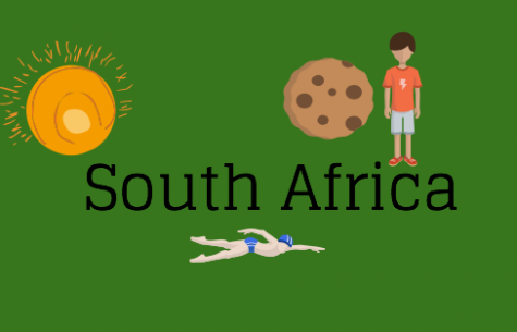 South Africa has a population of about 52 million people.