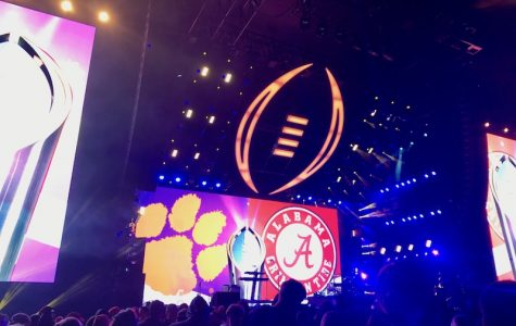 AT&T Playoff Playlist Live! Gets Tampa Ready for College Football Championship