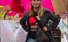 HOA: Meredith Butler and Alumnae Attend Women's March