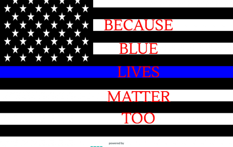 Because Blue Lives Matter Too