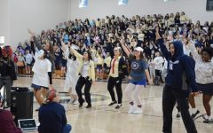 Pep Rally Kicks Off Spirit Week 2017