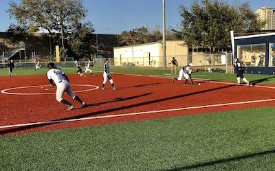 Preseason Softball Begins