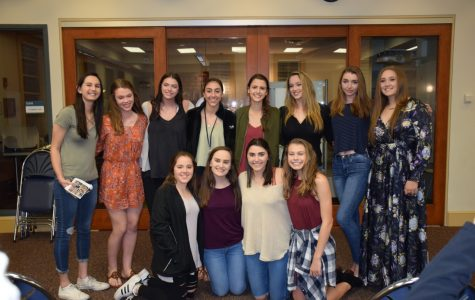 Winter Sport Athletes Honored at Banquet