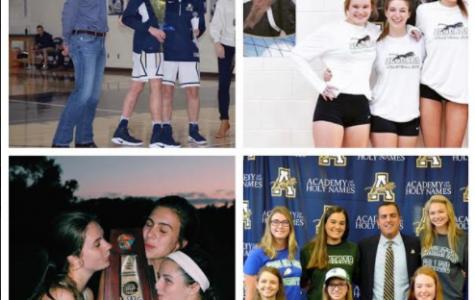 Academy Girls Hone in on Being a Senior Athlete