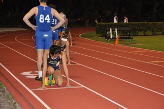 Track and Field approaches Districts