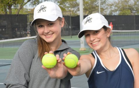 AHN Tennis Defeats Clearwater Central Catholic